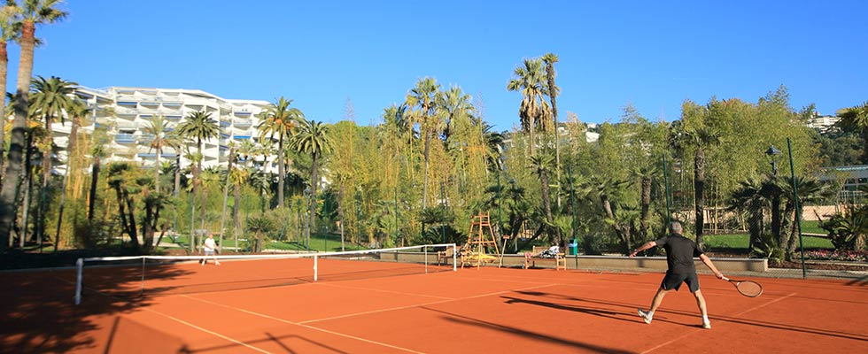 Cannes tennis